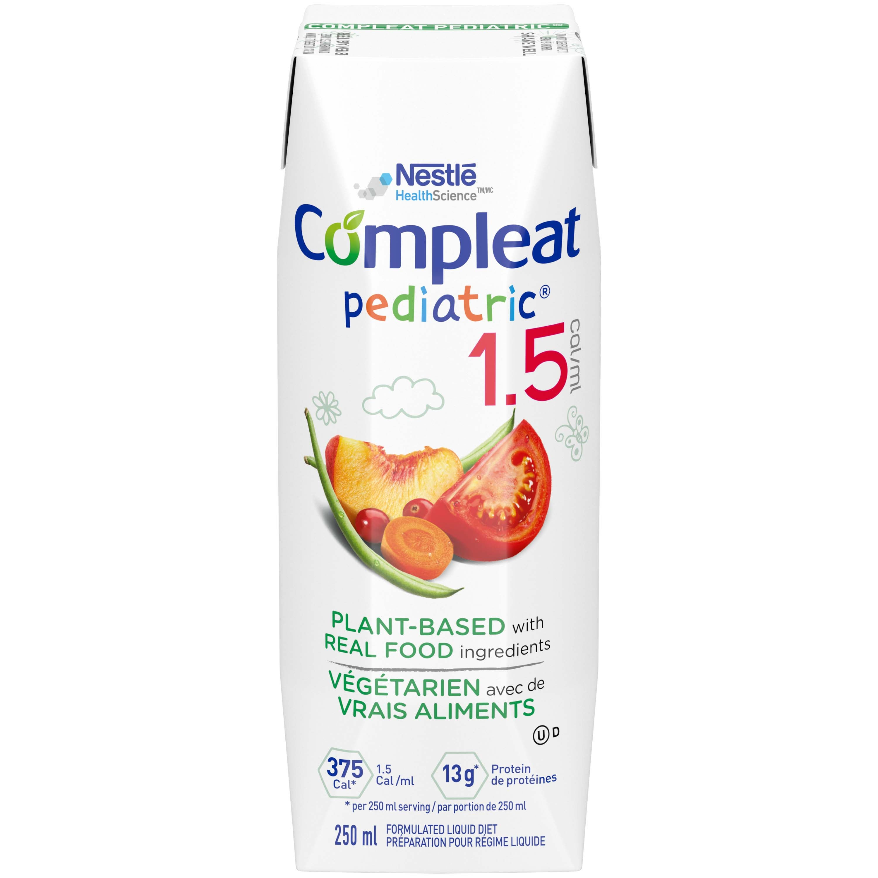 COMPLEAT Pediatric® 1.5 250 mL