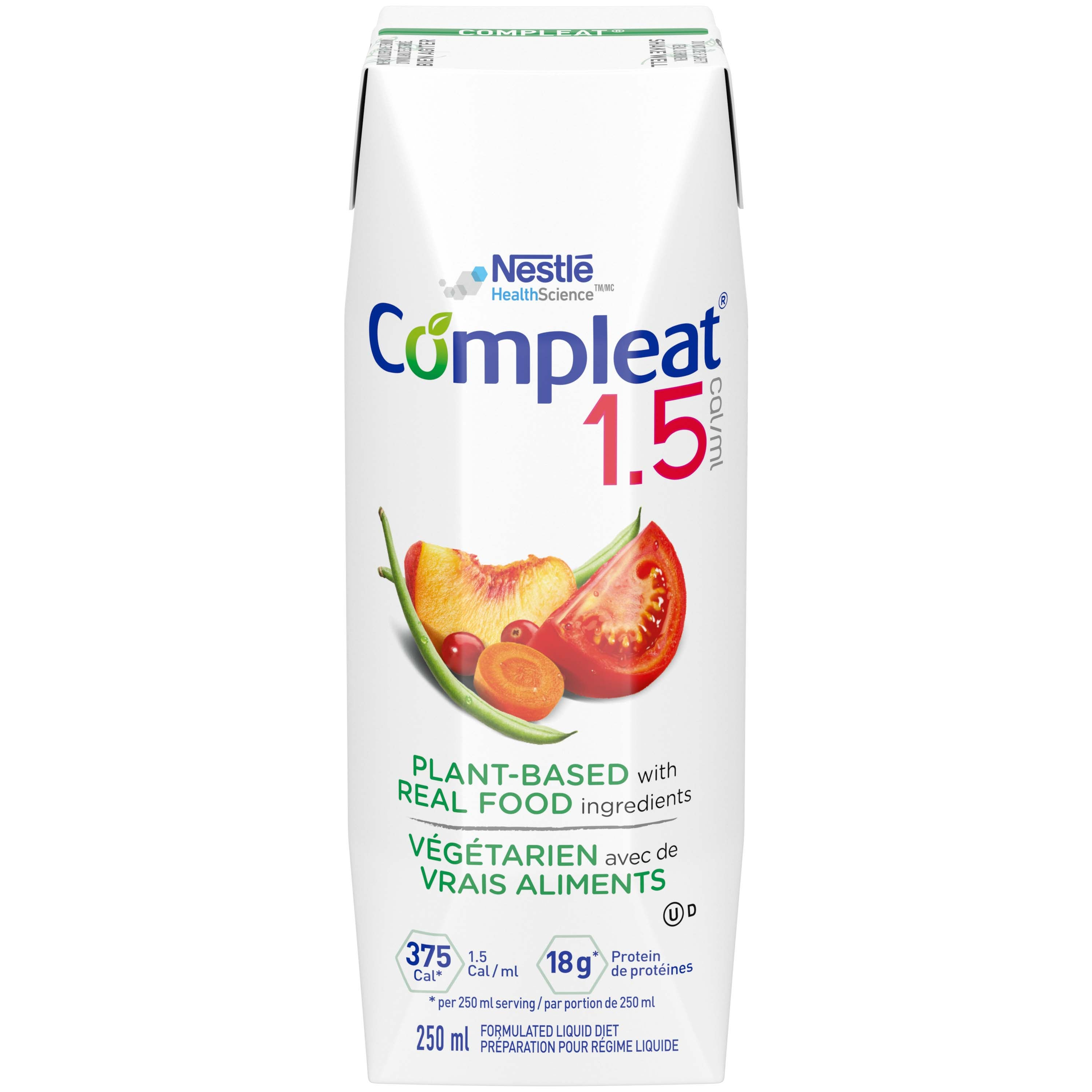 COMPLEAT® 1.5 250 mL