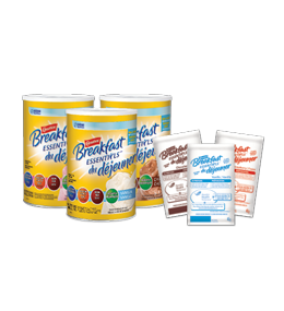 CARNATION® BREAKFAST ESSENTIALS™ POWDER