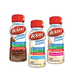 BOOST<sup>®</sup> DIABETIC
